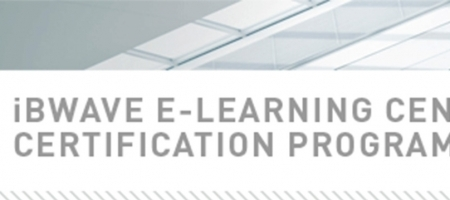 iBWAVE Level 3 Certification